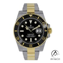 Rolex Submariner Date 116613LN begagnad