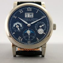 A. Lange & Söhne Langematik Perpetual White gold 38.5mm Black Roman numerals United States of America, Florida, Boca Raton