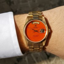 Rolex Day-Date Coral Dial 18238