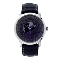 Vacheron Constantin Traditionnelle World Time Platinum from...