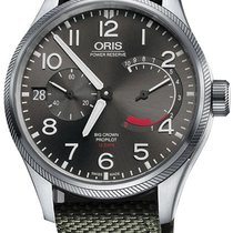 Oris Big Crown ProPilot Calibre 111 Steel 44mm Grey United States of America, New York, Airmont