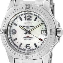 Breitling Colt Women's Watch A7438911/A772-178A
