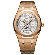 Audemars Piguet 26574OR.OO.1220OR.01 Ruzicasto zlato 2018 Royal Oak Perpetual Calendar 41mm nov