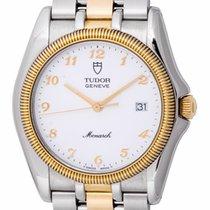 Tudor : Monarch :  15633 :  18k Gold & Stainless Steel