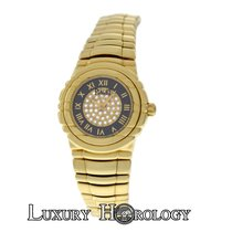 Piaget Tanagra Yellow gold 25mm Black Arabic numerals United States of America, New York, New York
