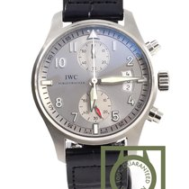 IWC Pilot Spitfire Chronograph Limited Edition Ju-Air NEW