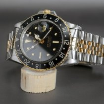Rolex GMT-Master Stahl/Gold Nipple Dial