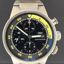 IWC Aquatimer Chronograph Titanium 42mm Black No numerals United States of America, New York, New York