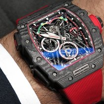 リシャール・ミル (Richard Mille) RM 50-03 McLaren F1 / Limited to 75 pcs.