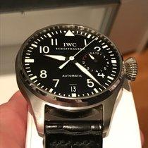 IWC Big Pilot 5004 inc B&P