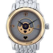 Perrelet pre-owned Automatic 30mm Grey Sapphire crystal