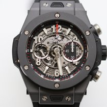 Hublot Big Bang Unico Keramik 45mm Svart