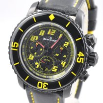 Blancpain Fifty Fathoms Chronograph Flyback Carbon 5785F.A-11D...
