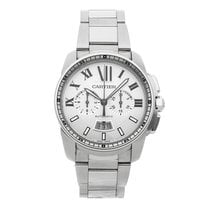 Cartier Calibre de Cartier Chronograph usados 42mm Acero