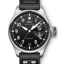 IWC Big Pilot nowość 46mm Stal