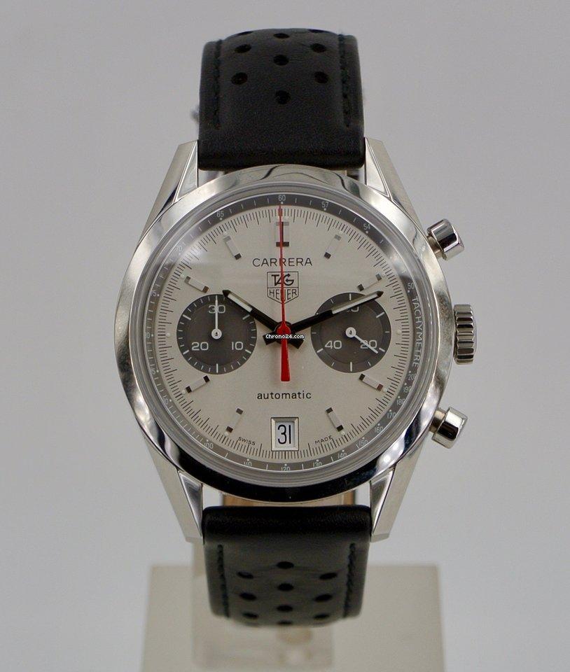 e6d52f75831 TAG Heuer Carrera - Todos os preços de relógios TAG Heuer Carrera na  Chrono24