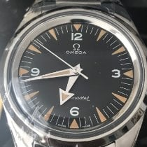 Omega Chronometer 38mm Automatic 2019 new Seamaster Railmaster Black