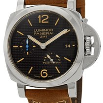 Panerai Luminor 1950 3 Days GMT Power Reserve Automatic PAM 01537 nuevo