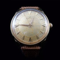 Zenith Yellow gold Manual winding 35mm pre-owned