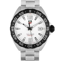 TAG Heuer Formula 1 Quartz Steel 41mm White United States of America, Pennsylvania, Southampton