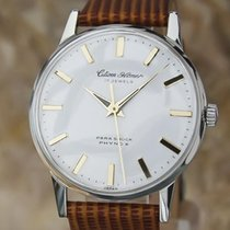 Citizen pre-owned Manual winding 35mm White Plexiglass