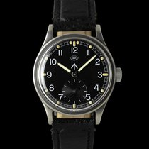 IWC Pilot Mark pre-owned 35mm Black