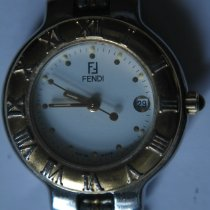 Fendi Steel 26mm Quartz pre-owned