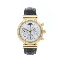 IWC Da Vinci Perpetual Calendar Yellow gold 39mm White No numerals United States of America, Pennsylvania, Bala Cynwyd