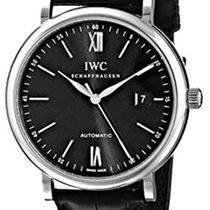 IWC Steel 40mm Automatic IW356502 pre-owned