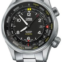 Oris Big Crown ProPilot Altimeter 01 733 7705 4134 2020 nov