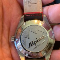 Alpina new Automatic 44mm Steel