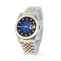 Rolex Datejust 16233 1988 pre-owned