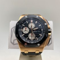 Audemars Piguet Royal Oak Offshore Chronograph Oro rosado 44mm Negro España, Barcelona
