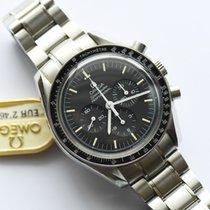 Omega Steel Manual winding 42mm pre-owned Speedmaster Professional Moonwatch
