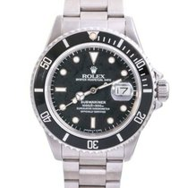 Rolex Submariner Date 168000 pre-owned