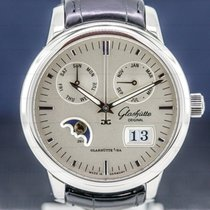Glashütte Original Senator Calendar 100-06-13-02-04 2008 pre-owned