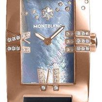 Montblanc Rose gold 23mm Quartz 104289 new United States of America, California, Moorpark