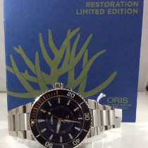 Oris Staghorn Restoration Limited Edition Steel Blue United States of America, Connecticut, Danbury