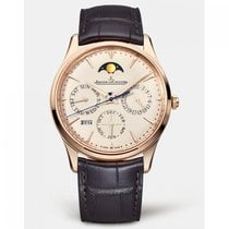 Jaeger-LeCoultre Master Ultra Thin Perpetual Rose gold 39mm Champagne United States of America, Florida, Miami