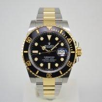 Rolex Submariner Date новые 2019 Автоподзавод Часы с оригинальными документами и коробкой 116613LN