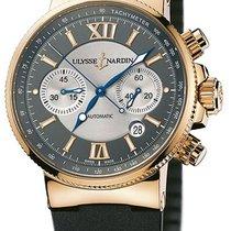 Ulysse Nardin Maxi Marine Chronograph 356-66-3.319
