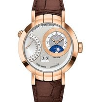 Harry Winston Rose gold 41mm Automatic PRNATZ41RR001 new UAE, Gold and Diamond Park Bulding #5 Dubai