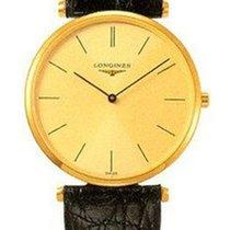 Longines La Grande Classique Gold Dial 33mm Quartz Watch