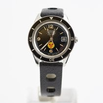"Blancpain Vintage Fifty Fathoms Aqualung 37mm ""NO RADIATIO..."