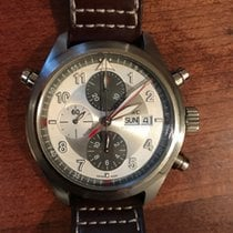 IWC Pilot Spitfire Double Chronograph