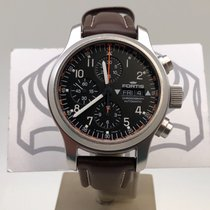 Fortis B42 Chronograph Pilot Automatic Full Set Day Date Ref 635