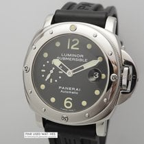 Panerai Luminor SUBMERSIBLE A-Serie PAM 0024, Box+Papiere