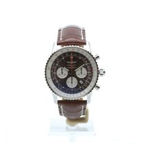 Breitling Navitimer Rattrapante Acero 45mm Bronce