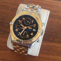 Breitling Chronomat  mit Pilotband Stahl/Gold im BESTZUSTAND