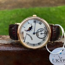 Breguet Classique Moonphase 3130 - 18ct Yellow Gold